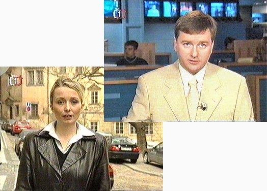 Hana Vítková, Bohumil Klepetko, Česká televize