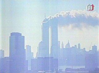 Poslední hodina WTC vNew Yorku