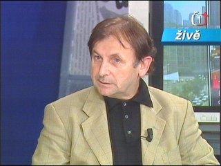 Michael Žantovský: Díky zatuto příležitost, Česká televize!